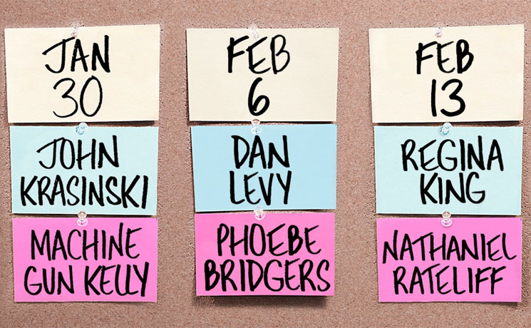 Phoebe Bridgers and Dan Levy Are Doing 'SNL'
