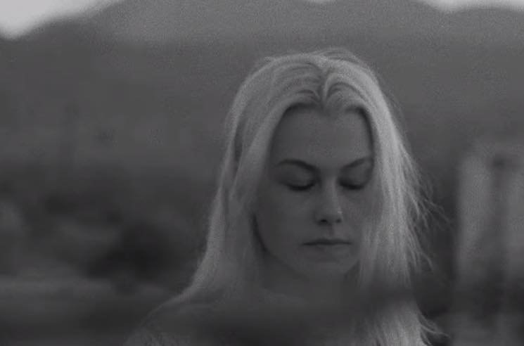 "Phoebe Bridgers Shares ""Catch Me Inside"" Self-Isolation Playlist"