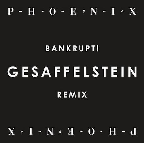 Phoenix 'Bankrupt!' (Gesaffelstein remix)
