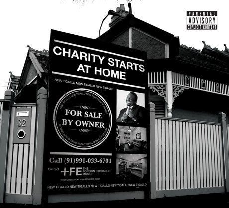 Phonte Announces 'Charity Starts at Home'