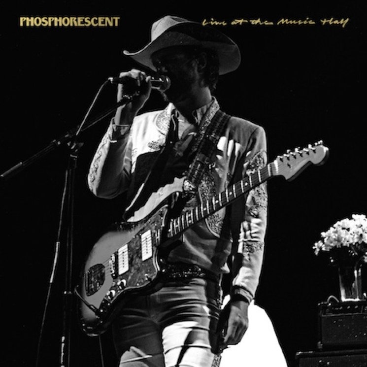 Phosphorescent Announces 'Live at the Music Hall' LP
