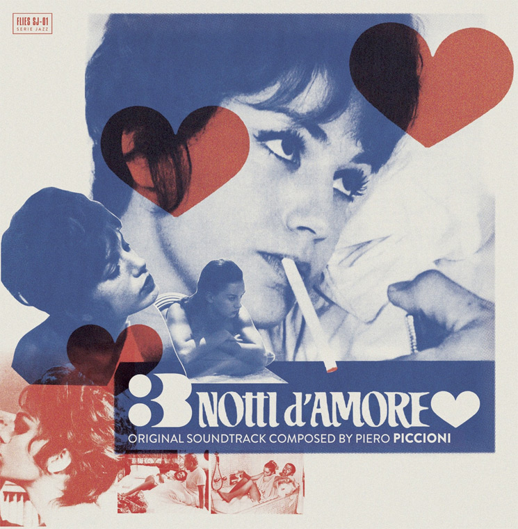 Piero Piccioni's '3 Notti d'Amore' Gets Expanded Vinyl Reissue via Four Flies