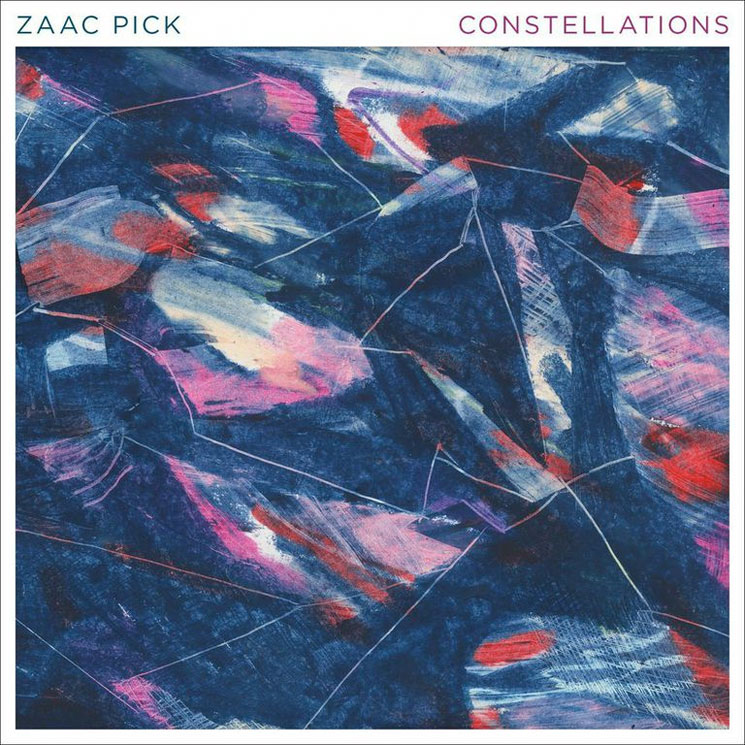 Zaac Pick Reveals 'Constellations,' Books Canadian Tour