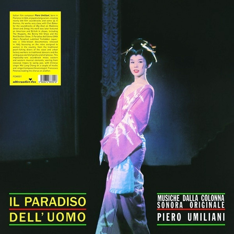 Piero Umiliani's Lost 'Il Paradiso Dell'uomo' Soundtrack Unearthed for First-Ever Reissue