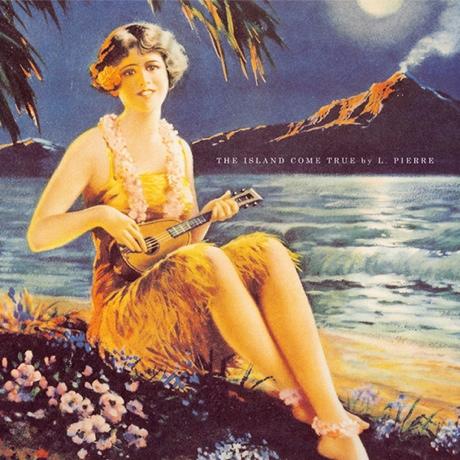 L. Pierre 'The Island Come True' (album stream)