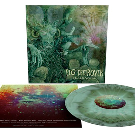 Pig Destroyer Treat 'Mass & Volume' to Physical Release