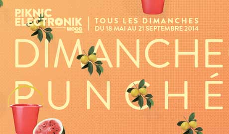 Montreal's Piknic Electronik Announces 2014 Season with Jamie xx, Kode9, Poirier
