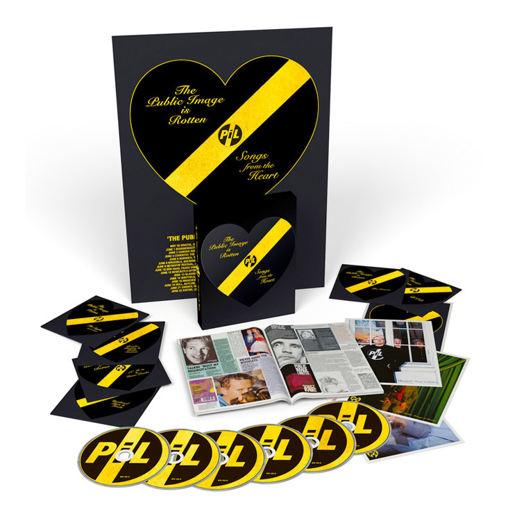 Public Image Ltd. Unveil Huge 40th Anniversary Box Set