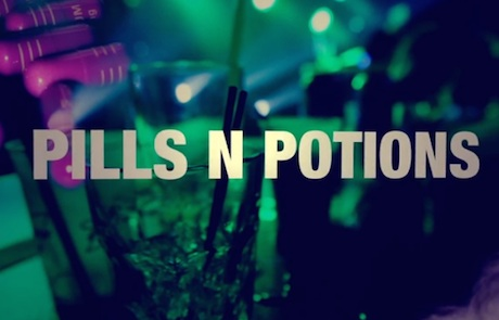 Nicki Minaj 'Pills N Potions' (lyric video)