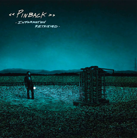 Pinback 'Information Retrieved' (album stream)