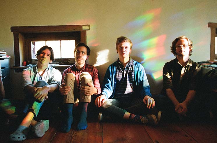 Pinegrove Gently Return from Hiatus with 'Marigold' After a Year of Serious Reflection