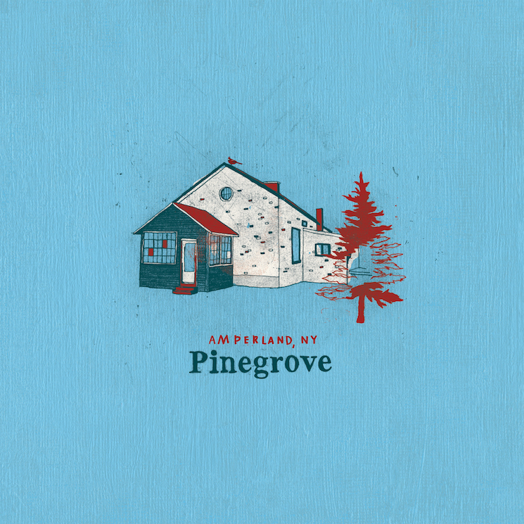 Pinegrove Announce Feature Film and Soundtrack 'Amperland, NY'