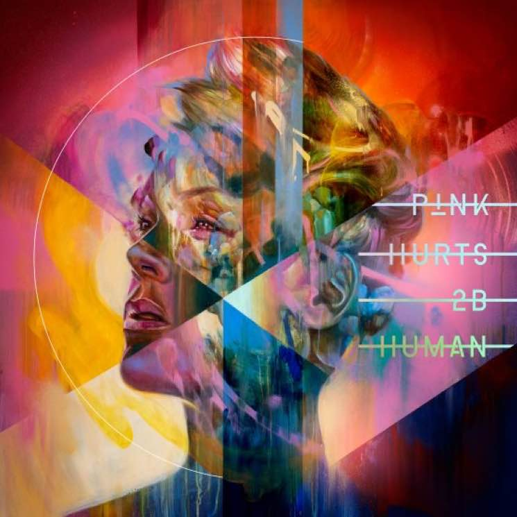 ​P!nk Gets Beck, Sia, Khalid for New Album 'Hurts 2B Human'