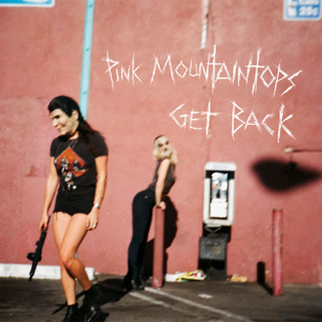 "Pink Mountaintops ""The Second Summer of Love"""
