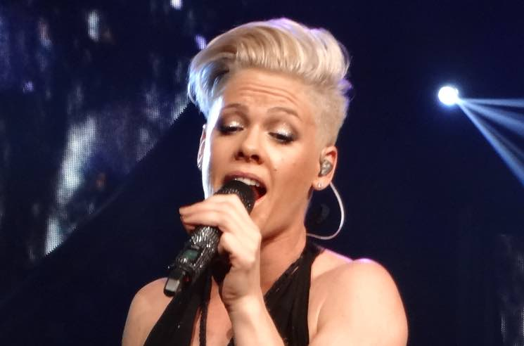 P!NK Reveals Positive COVID-19 Diagnosis, Pledges $1 Million to Emergency Medical Efforts