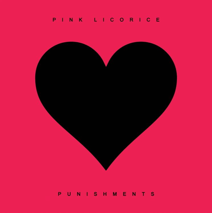 Pink Licorice 'Punishments' (album stream)