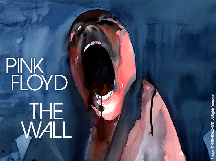Pink Floyd's Original 'The Wall' Paintings Go Up for Sale