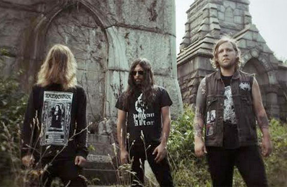 "Pissgrave Talk 'Suicide Euphoria' and Its ""Whirlwinds of Aimless Destruction"""