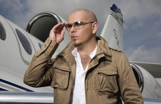 Pitbull Is Using His Private Jet to Bring Puerto Rican Cancer Patients to the U.S.
