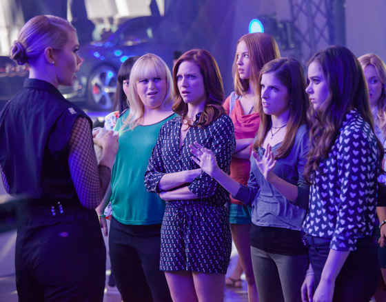 Pitch Perfect 2 Elizabeth Banks
