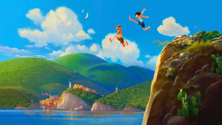 Pixar Announces Next Film 'Luca'