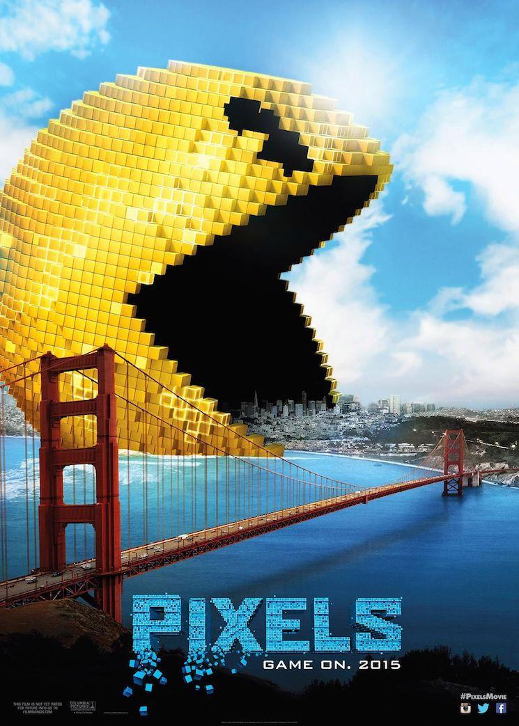 Pixels Official Trailer #2
