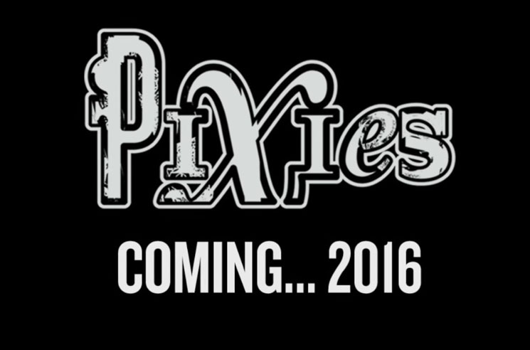 Pixies Tease New Material in Video Trailer