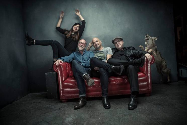 ​Pixies Hit Toronto on Intimate North American Tour