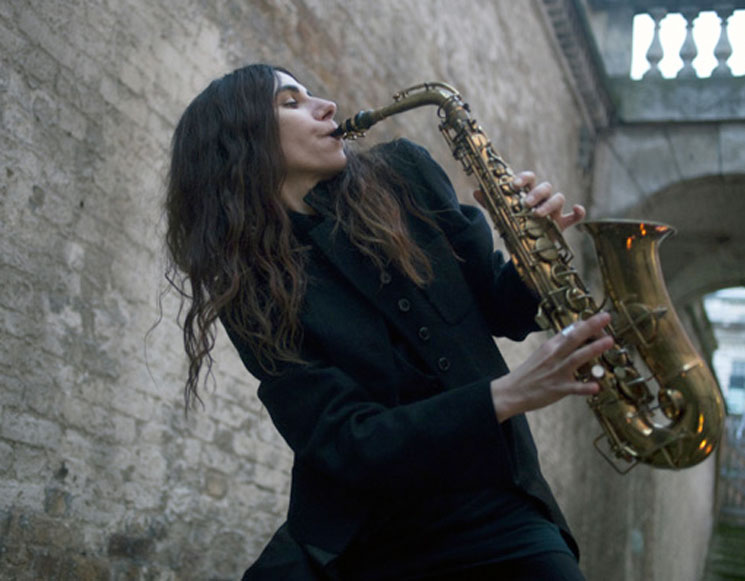 PJ Harvey Selling Lyric Sheets to New LP
