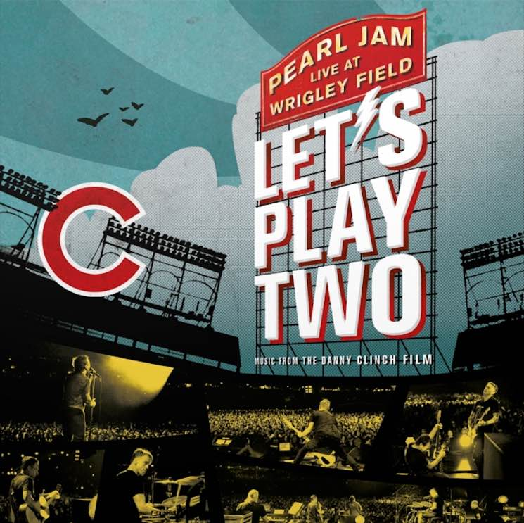 Here's Pearl Jam 'Let's Play Two' Live Album