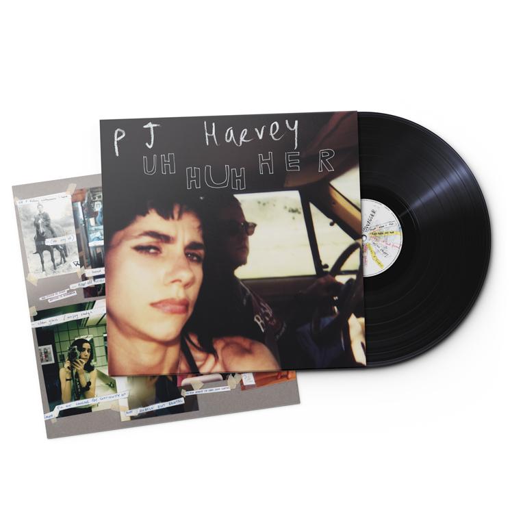 PJ Harvey Details Expanded 'Uh Huh Her' Vinyl Reissue