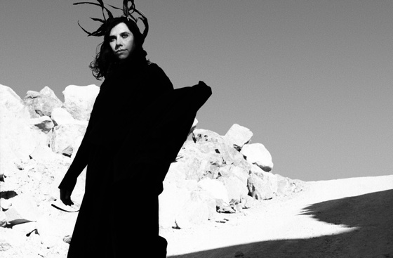 PJ Harvey Launches Vinyl Reissue Series with 'Dry' Repress