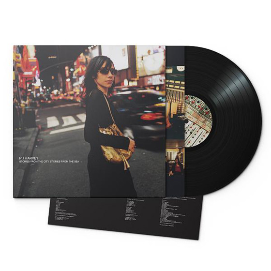 PJ Harvey Readies Expanded 'Stories from the City, Stories from the Sea' Reissue