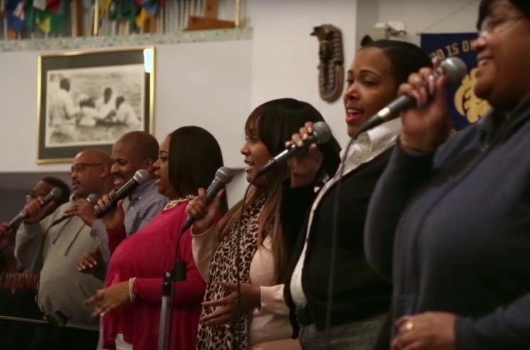 "PJ Harvey ""The Community of Hope"" (video)"
