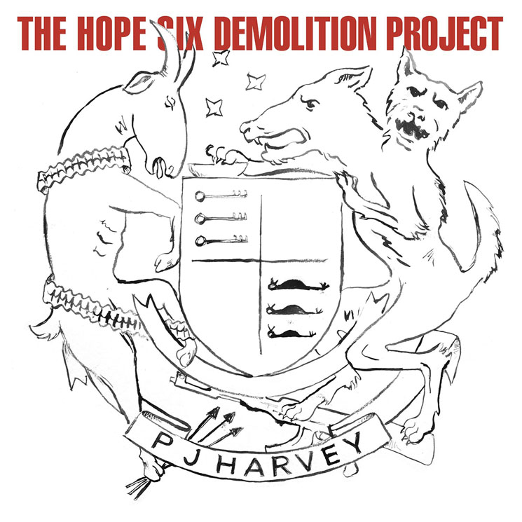 PJ Harvey Details Release of 'The Hope Six Demolition Project'