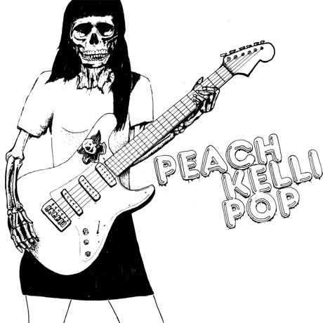 "Peach Kelli Pop ""Mindreader"" / ""Surfing Everyday"""