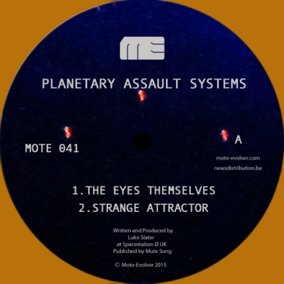 Planetary Assault Systems The Eyes Themselves