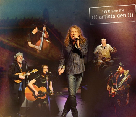 Robert Plant & the Band of Joy to Release New Live DVD