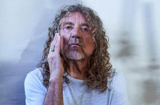 ​Robert Plant Plots 2018 North American Tour