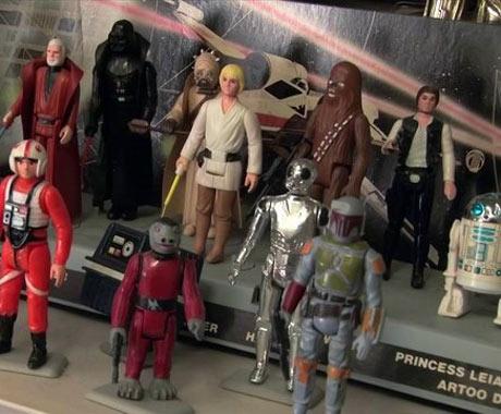 Plastic Galaxy: the Story of Star Wars Toys Brian Stillman