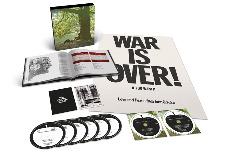 John Lennon's 'Plastic Ono Band' Debut Gets the Super Deluxe Vinyl Box Set Treatment