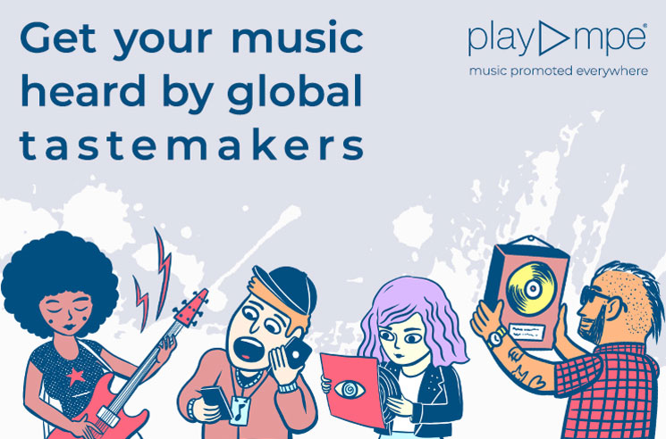 Meet Play MPE — Canada's Global Platform for Music Promotion, Distribution and Discovery