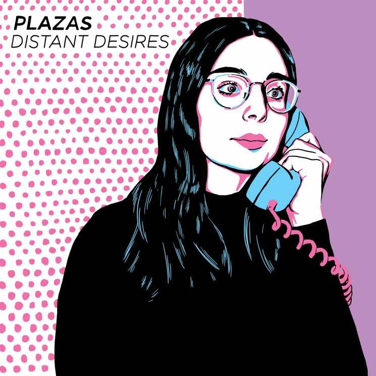 PLAZAS Premieres Debut LP 'Distant Desires'