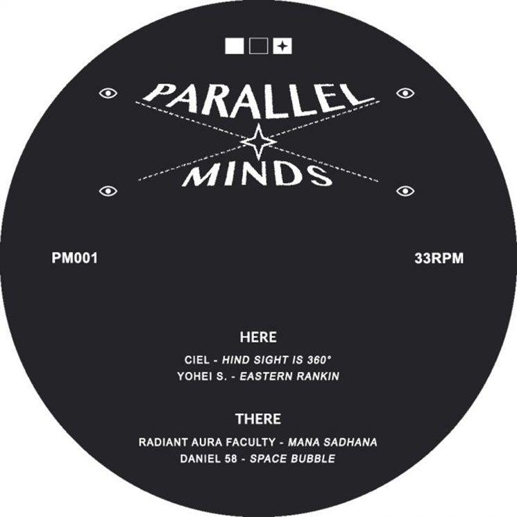 Various Artists Parallel Minds Vol. 1