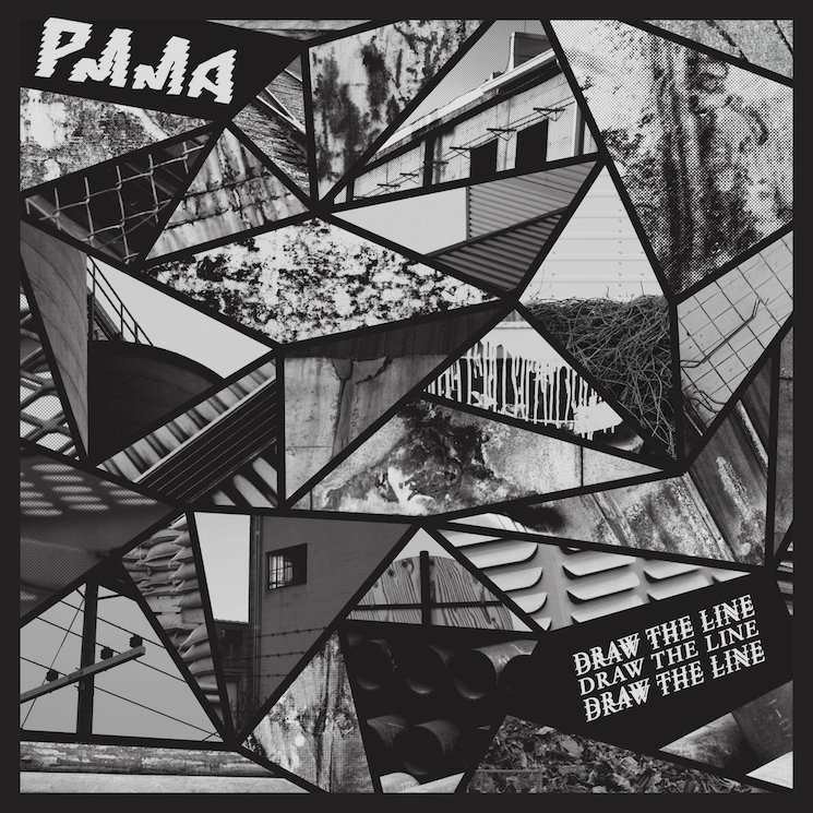 PMMA 'Draw the Line' (EP stream)