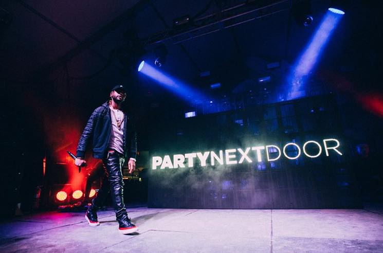 Partynextdoor Announces Toronto Pop-Up Shops