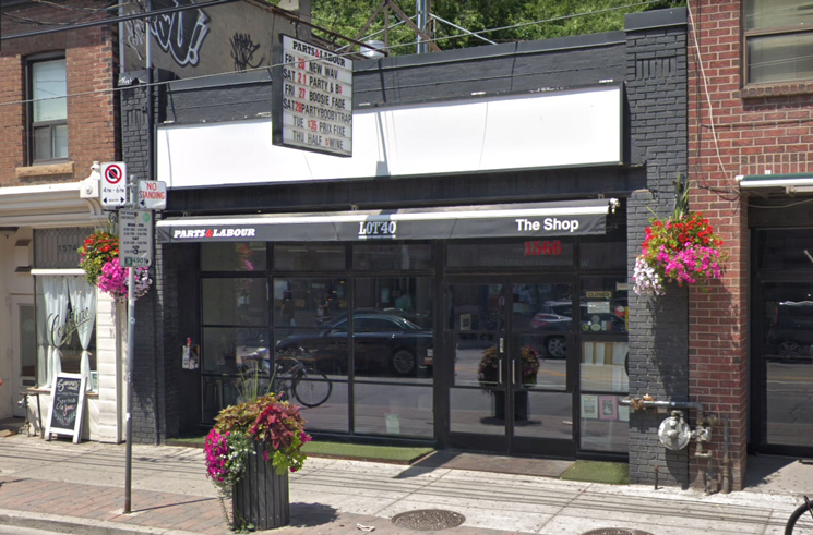 Toronto's Parts & Labour Announces Closure