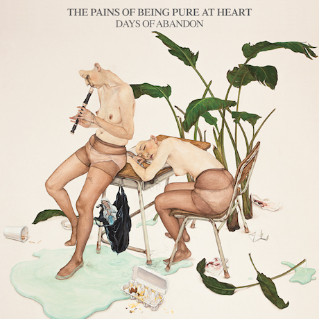 The Pains of Being Pure At Heart 'Days of Abandon' (album stream)