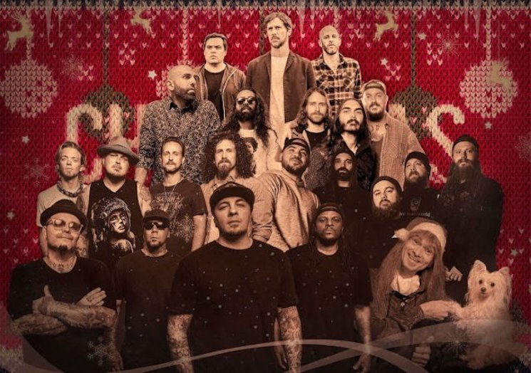 P.O.D. Made a Great Christmas Song but They Forgot to Include Nü-Metal