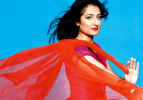 Kiran Ahluwalia's Ghazal Dreams